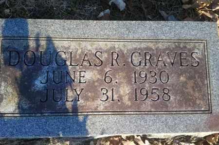 GRAVES, DOUGLAS R. - Allen County, Kentucky   DOUGLAS R. GRAVES - Kentucky Gravestone Photos