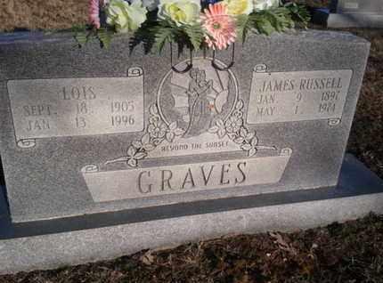 GRAVES, JAMES RUSSELL - Allen County, Kentucky | JAMES RUSSELL GRAVES - Kentucky Gravestone Photos