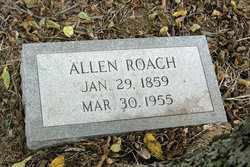 ROACH, ALLEN - Anderson County, Kentucky | ALLEN ROACH - Kentucky Gravestone Photos