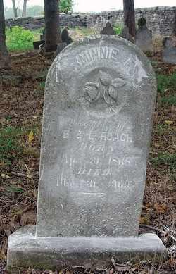 ROACH, MINNIE F - Anderson County, Kentucky | MINNIE F ROACH - Kentucky Gravestone Photos