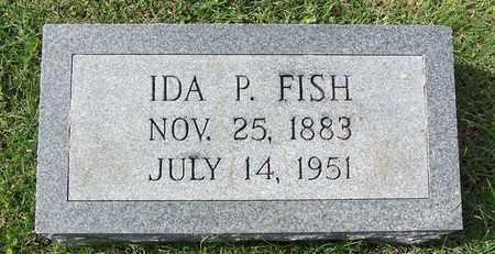 FISH, IDA - Barren County, Kentucky   IDA FISH - Kentucky Gravestone Photos