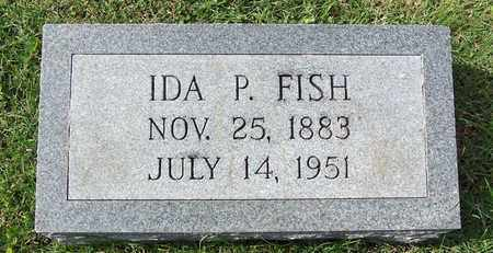 CARVER FISH, IDA - Barren County, Kentucky | IDA CARVER FISH - Kentucky Gravestone Photos