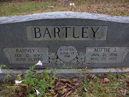 BARTLEY, BARNEY L. - Bell County, Kentucky | BARNEY L. BARTLEY - Kentucky Gravestone Photos