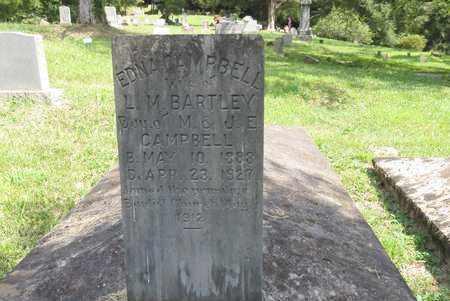 BARTLEY, EDNA - Bell County, Kentucky | EDNA BARTLEY - Kentucky Gravestone Photos