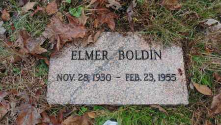 BOLDIN, ELMER - Bell County, Kentucky | ELMER BOLDIN - Kentucky Gravestone Photos