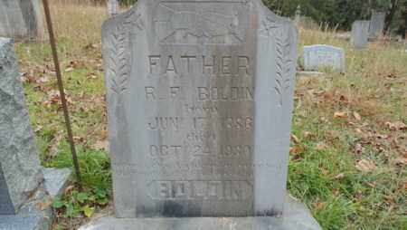BOLDIN, R. F. - Bell County, Kentucky | R. F. BOLDIN - Kentucky Gravestone Photos