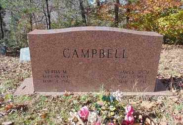 CAMPBELL, VERDA M - Bell County, Kentucky | VERDA M CAMPBELL - Kentucky Gravestone Photos