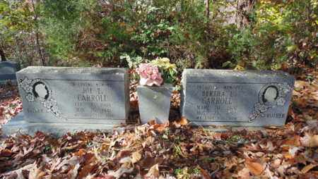 CARROLL, JOE T - Bell County, Kentucky | JOE T CARROLL - Kentucky Gravestone Photos