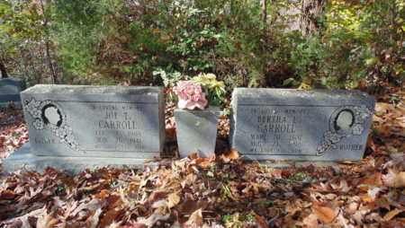 CARROLL, BERTHA L - Bell County, Kentucky | BERTHA L CARROLL - Kentucky Gravestone Photos