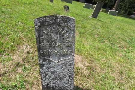 CRAWFORD(VET REV), ANDREW HAMILTON - Bell County, Kentucky | ANDREW HAMILTON CRAWFORD(VET REV) - Kentucky Gravestone Photos