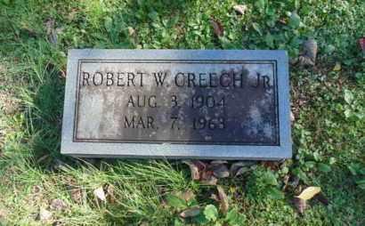 CREECH, JR, ROBERT W - Bell County, Kentucky | ROBERT W CREECH, JR - Kentucky Gravestone Photos