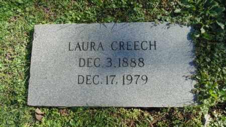 CREECH, LAURA - Bell County, Kentucky   LAURA CREECH - Kentucky Gravestone Photos