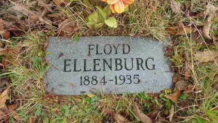 ELLENBURG, FLOYD - Bell County, Kentucky | FLOYD ELLENBURG - Kentucky Gravestone Photos
