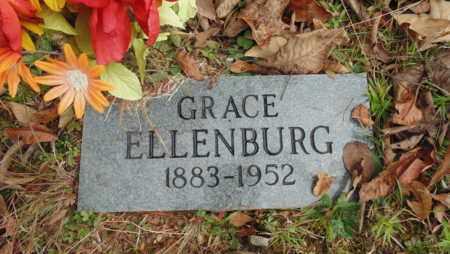 ELLENBURG, GRACE - Bell County, Kentucky   GRACE ELLENBURG - Kentucky Gravestone Photos