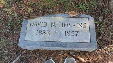 HOSKINS, DAVID N - Bell County, Kentucky | DAVID N HOSKINS - Kentucky Gravestone Photos