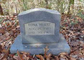 HURST, EDNA - Bell County, Kentucky | EDNA HURST - Kentucky Gravestone Photos