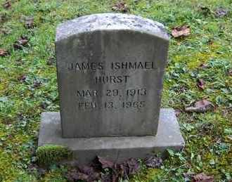 HURST, JAMES ISHMAEL - Bell County, Kentucky | JAMES ISHMAEL HURST - Kentucky Gravestone Photos