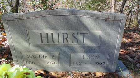 HURST, FUSON - Bell County, Kentucky   FUSON HURST - Kentucky Gravestone Photos