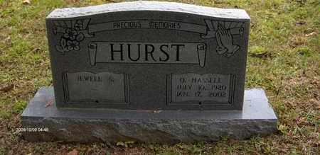 SMITH HURST, JEWELL - Bell County, Kentucky | JEWELL SMITH HURST - Kentucky Gravestone Photos