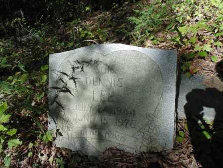 LEE, DENNIS - Bell County, Kentucky   DENNIS LEE - Kentucky Gravestone Photos