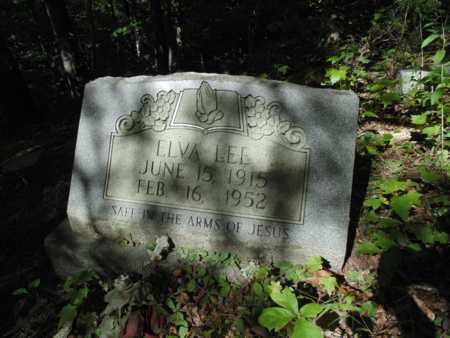 LEE, ELVA - Bell County, Kentucky | ELVA LEE - Kentucky Gravestone Photos