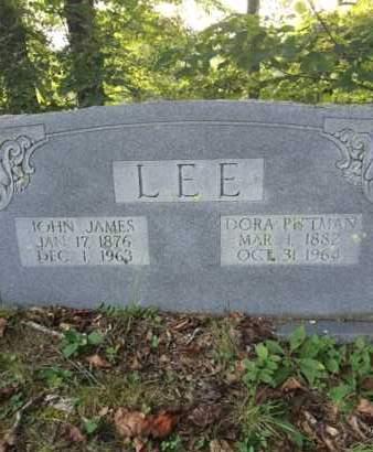 LEE, JOHN JAMES - Bell County, Kentucky   JOHN JAMES LEE - Kentucky Gravestone Photos
