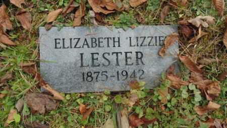 """LESTER, ELIZABETH """"LIZZIE"""" - Bell County, Kentucky   ELIZABETH """"LIZZIE"""" LESTER - Kentucky Gravestone Photos"""