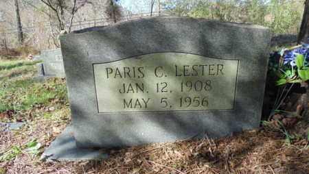 LESTER, PARIS C - Bell County, Kentucky | PARIS C LESTER - Kentucky Gravestone Photos