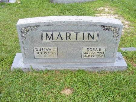MARTIN, DORA E - Bell County, Kentucky | DORA E MARTIN - Kentucky Gravestone Photos