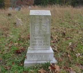 MIRACLE, KATHRENE - Bell County, Kentucky   KATHRENE MIRACLE - Kentucky Gravestone Photos