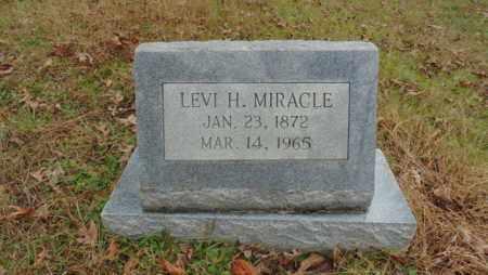 MIRACLE, LEVI H - Bell County, Kentucky | LEVI H MIRACLE - Kentucky Gravestone Photos