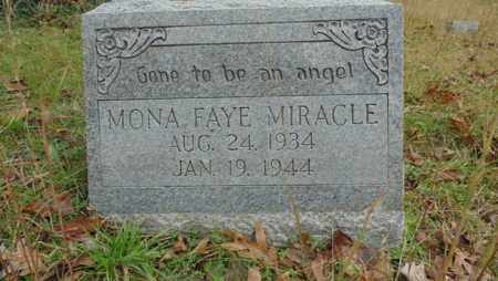 MIRACLE, MONA FAYE - Bell County, Kentucky | MONA FAYE MIRACLE - Kentucky Gravestone Photos