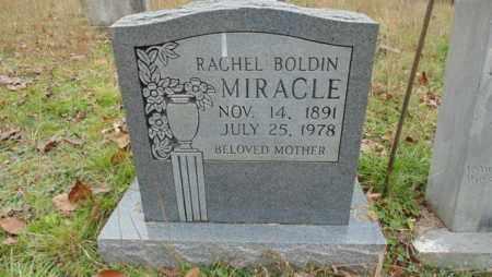 MIRACLE, RACHEL - Bell County, Kentucky | RACHEL MIRACLE - Kentucky Gravestone Photos