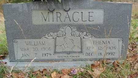 MIRACLE, THENIA - Bell County, Kentucky | THENIA MIRACLE - Kentucky Gravestone Photos