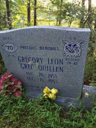 QUILLEN, GREGORY LEON - Bell County, Kentucky | GREGORY LEON QUILLEN - Kentucky Gravestone Photos