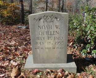 QUILLEN, NOAH W - Bell County, Kentucky | NOAH W QUILLEN - Kentucky Gravestone Photos