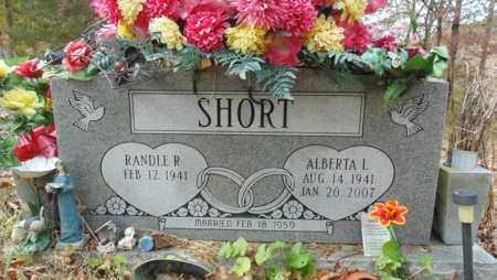 SHORT, ALBERTA L - Bell County, Kentucky | ALBERTA L SHORT - Kentucky Gravestone Photos