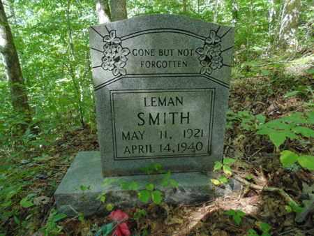 SMITH, LEMAN - Bell County, Kentucky   LEMAN SMITH - Kentucky Gravestone Photos
