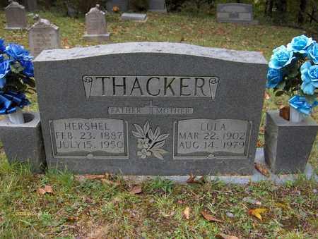 THACKER, LULA - Bell County, Kentucky   LULA THACKER - Kentucky Gravestone Photos