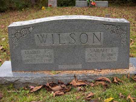 CRAWFORD WILSON, SARAH E - Bell County, Kentucky | SARAH E CRAWFORD WILSON - Kentucky Gravestone Photos