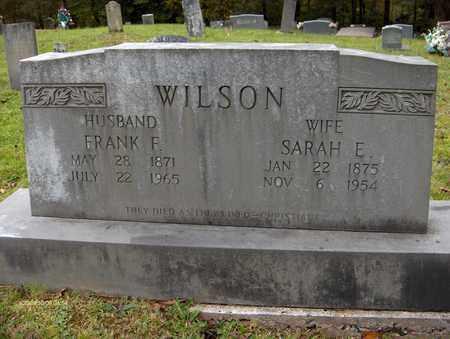 WILSON, SARAH E - Bell County, Kentucky | SARAH E WILSON - Kentucky Gravestone Photos