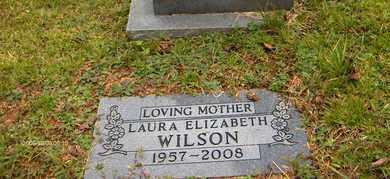 WILSON, LAURA ELIZABETH - Bell County, Kentucky | LAURA ELIZABETH WILSON - Kentucky Gravestone Photos