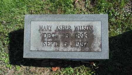 WILSON, MARY - Bell County, Kentucky | MARY WILSON - Kentucky Gravestone Photos
