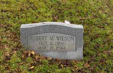WILSON, ROBERT M - Bell County, Kentucky | ROBERT M WILSON - Kentucky Gravestone Photos