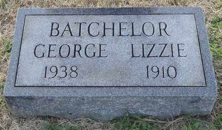 KNIPFER BATCHELOR, LIZZIE - Boone County, Kentucky | LIZZIE KNIPFER BATCHELOR - Kentucky Gravestone Photos