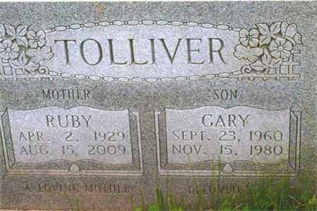 TOLLIVER, GARY - Bourbon County, Kentucky   GARY TOLLIVER - Kentucky Gravestone Photos
