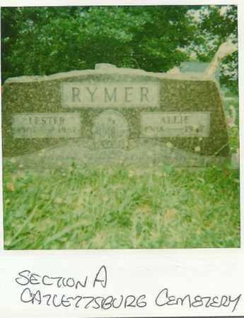 SWANGER RYMER, ALLIE - Boyd County, Kentucky   ALLIE SWANGER RYMER - Kentucky Gravestone Photos