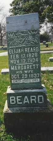 BEARD, MARGARETT - Boyle County, Kentucky | MARGARETT BEARD - Kentucky Gravestone Photos