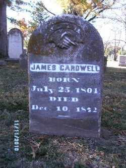 CARDWELL, JAMES C - Boyle County, Kentucky | JAMES C CARDWELL - Kentucky Gravestone Photos