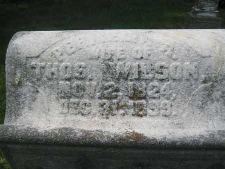 WILSON, PERMELIA A - Bracken County, Kentucky   PERMELIA A WILSON - Kentucky Gravestone Photos